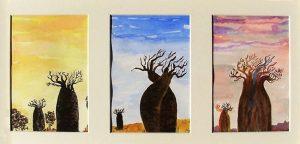 Julia-ArtMalala_Baobab-en-deuil_Fusain_60X80