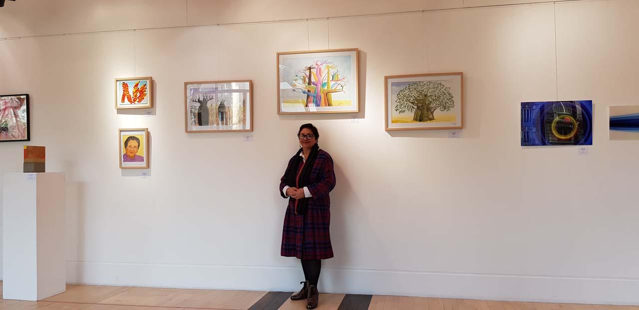 Exposition Galeries d'Artistes Clichois 2019