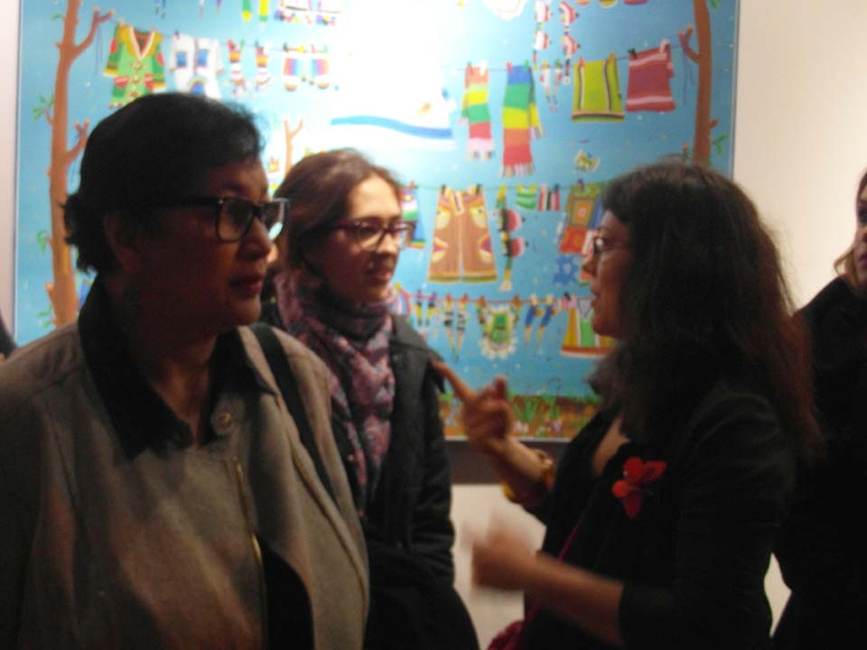 Julia-ArtMalala_Vernissage-Salon-Cesaria-Evora